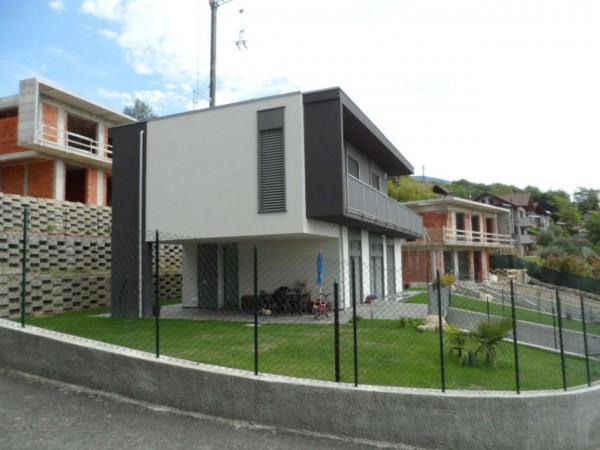 Villa in vendita a Gavirate, Con giardino, 220 mq - Foto 26