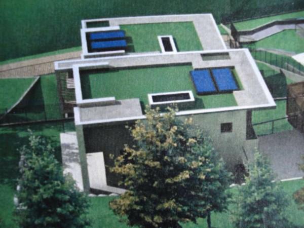 Villa in vendita a Gavirate, Con giardino, 220 mq - Foto 18