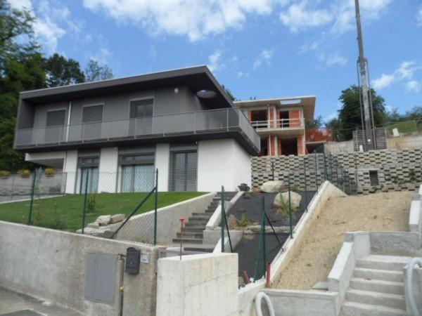 Villa in vendita a Gavirate, Con giardino, 220 mq - Foto 25