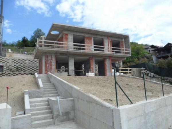 Villa in vendita a Gavirate, Con giardino, 220 mq - Foto 21