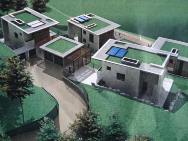 Villa in vendita a Gavirate, Con giardino, 220 mq - Foto 14