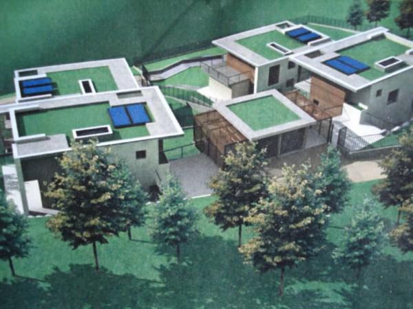 Villa in vendita a Gavirate, Con giardino, 220 mq - Foto 8