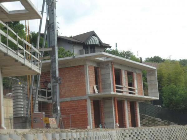 Villa in vendita a Gavirate, Con giardino, 220 mq - Foto 12
