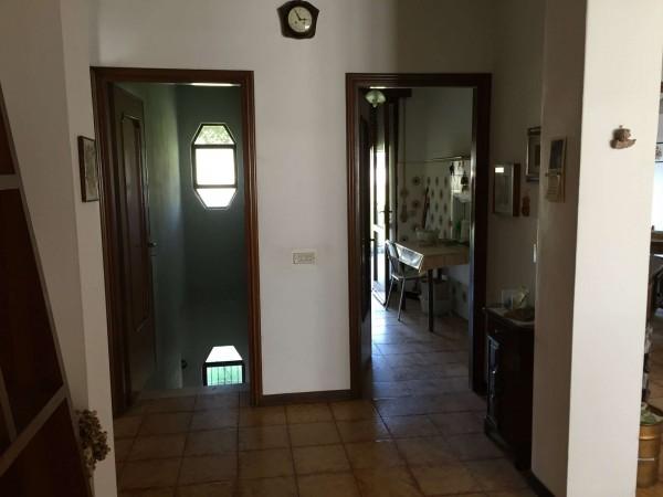 Villa in vendita a Gavirate, Con giardino, 240 mq - Foto 11
