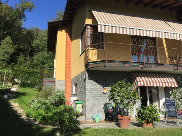 Villa in vendita a Varese, Mustonate, Con giardino, 400 mq - Foto 5