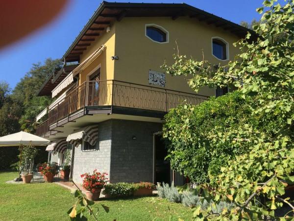 Villa in vendita a Varese, Mustonate, Con giardino, 400 mq - Foto 4
