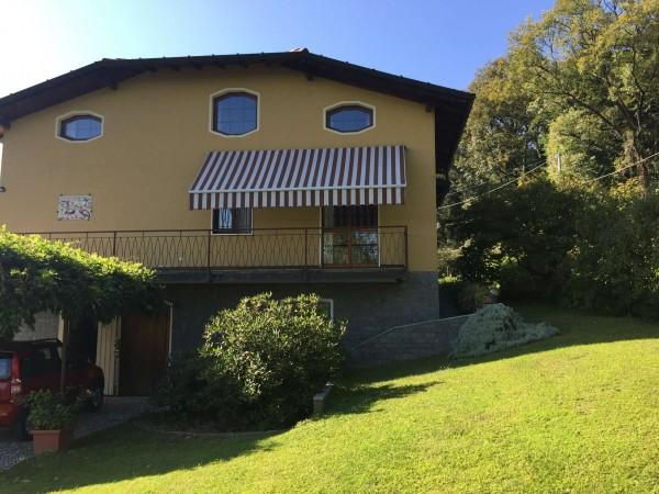 Villa in vendita a Varese, Mustonate, Con giardino, 400 mq - Foto 2