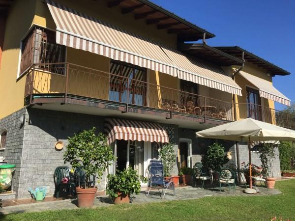 Villa in vendita a Varese, Mustonate, Con giardino, 400 mq - Foto 6