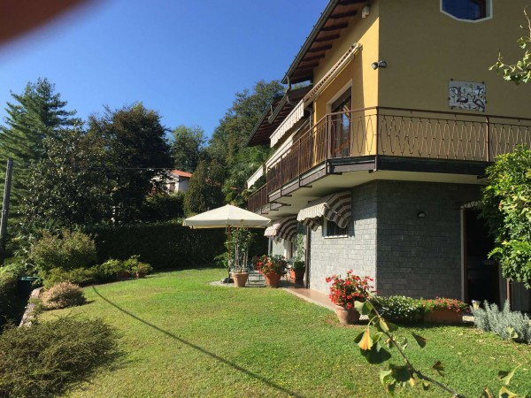 Villa in vendita a Varese, Mustonate, Con giardino, 400 mq - Foto 3