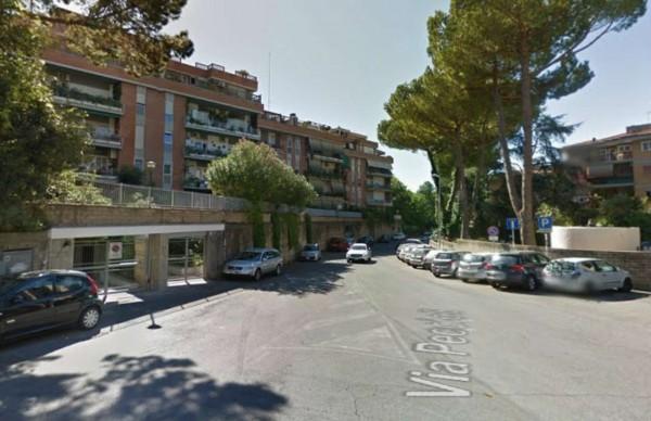 Appartamento in vendita a Roma, Arredato, con giardino, 120 mq