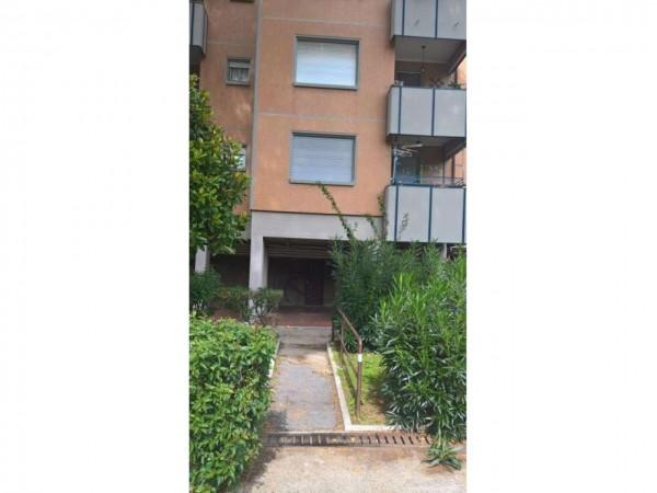 Appartamento in vendita a Roma, Spinaceto, Arredato, con giardino, 135 mq