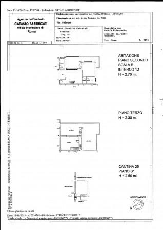Appartamento in vendita a Roma, Ponte Galeria, 72 mq - Foto 2