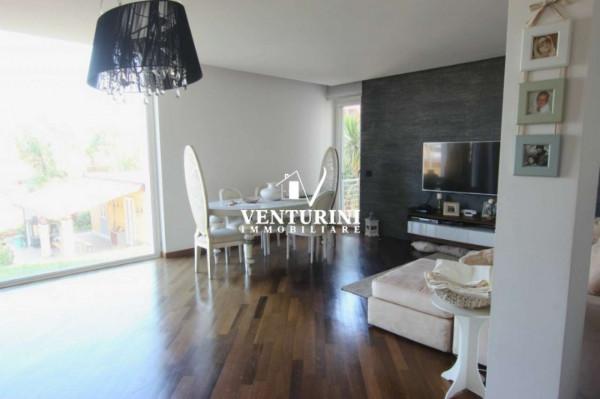 Villa in vendita a Aprilia, Con giardino, 300 mq