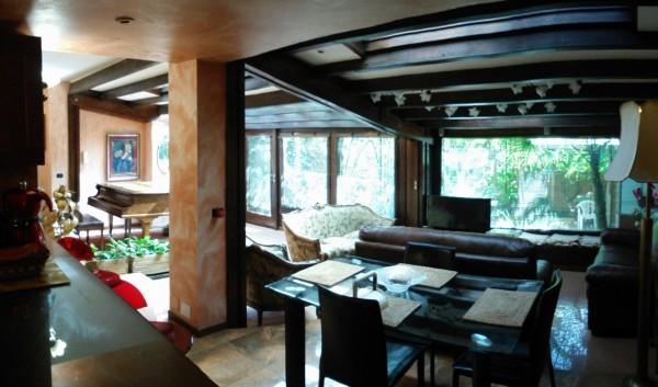 Villa in vendita a Roma, Eur Villaggio Azzurro, 140 mq - Foto 5