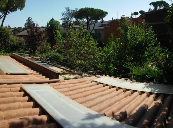 Villa in vendita a Roma, Eur Villaggio Azzurro, 140 mq - Foto 12