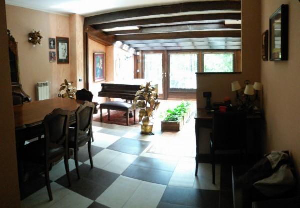 Villa in vendita a Roma, Eur Villaggio Azzurro, 140 mq - Foto 9