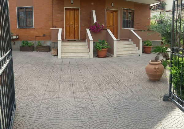 Villa in vendita a Roma, Anagnina, 400 mq - Foto 13