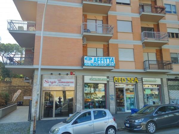 Ufficio in affitto a Roma, Eur Laurentina, 170 mq - Foto 17