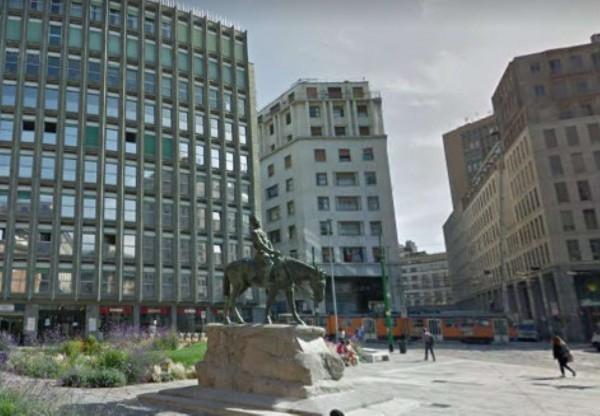 Ufficio in vendita a Milano, Missori, 200 mq