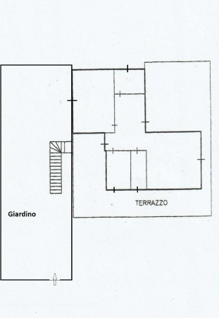 Appartamento in vendita a Roma, Selva Candida, Con giardino, 95 mq - Foto 2