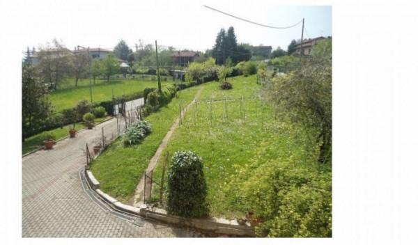 Villa in vendita a Cumiana, Con giardino, 160 mq