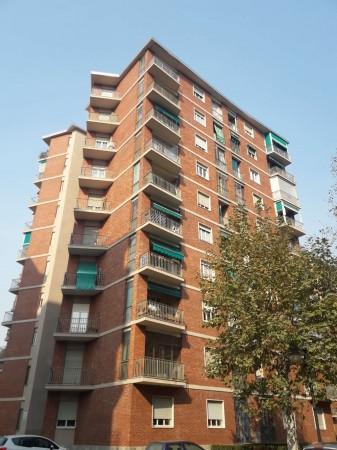Appartamento in vendita a Torino, Borgo Vittoria, Con giardino, 100 mq
