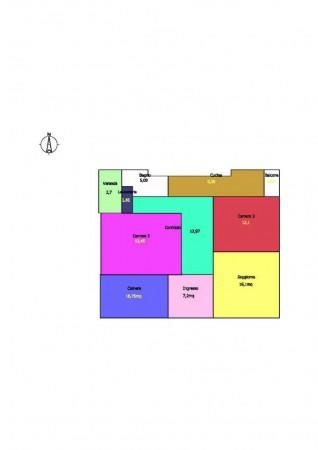 Appartamento in vendita a Roma, Torre Spaccata, 105 mq - Foto 1
