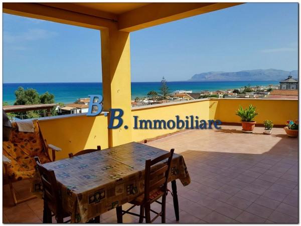 Appartamento in vendita a Alcamo, Alcamo Marina, 130 mq