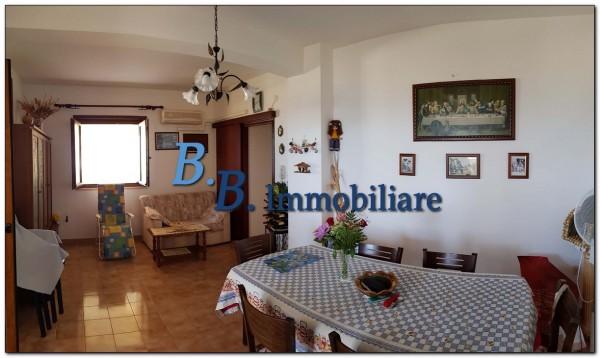 Appartamento in vendita a Alcamo, Alcamo Marina, 130 mq - Foto 12
