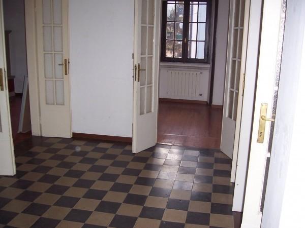 Villa in vendita a Porto Ceresio, Centro Paese Fronte Lago, 300 mq - Foto 8