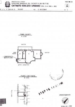 Appartamento in vendita a Milano, Corvetto, Con giardino, 65 mq - Foto 3