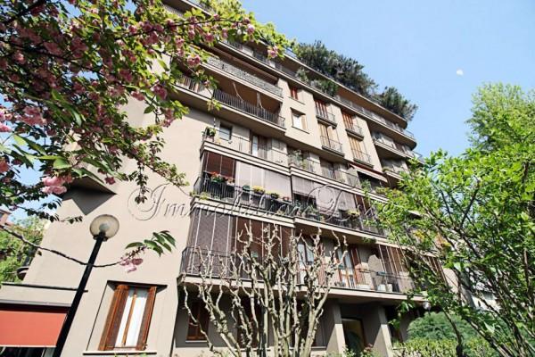 Appartamento in vendita a Milano, Corvetto, Con giardino, 65 mq