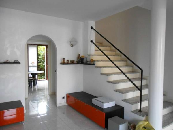 Villetta a schiera in vendita a Vaiano Cremasco, Residenziale, Con giardino, 178 mq - Foto 43