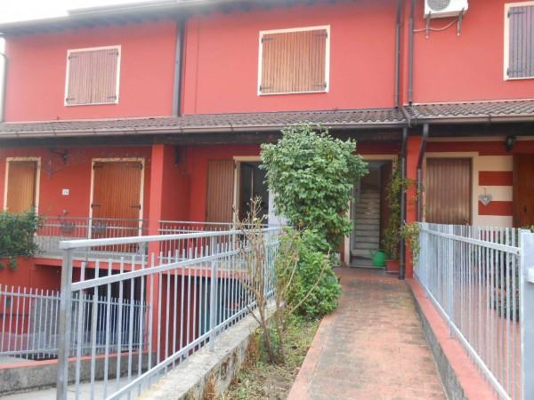 Villetta a schiera in vendita a Vaiano Cremasco, Residenziale, Con giardino, 178 mq - Foto 4