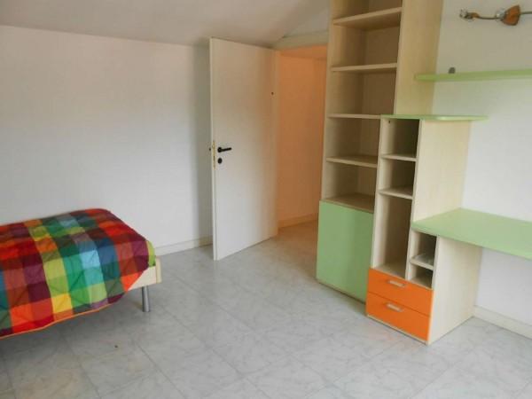 Villetta a schiera in vendita a Vaiano Cremasco, Residenziale, Con giardino, 178 mq - Foto 12
