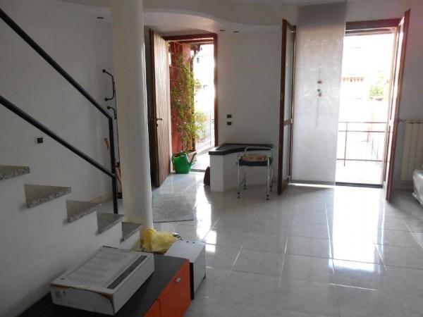 Villetta a schiera in vendita a Vaiano Cremasco, Residenziale, Con giardino, 178 mq - Foto 46