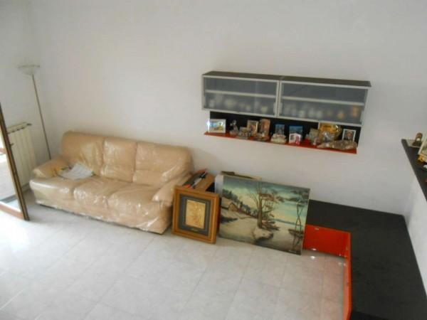 Villetta a schiera in vendita a Vaiano Cremasco, Residenziale, Con giardino, 178 mq - Foto 49