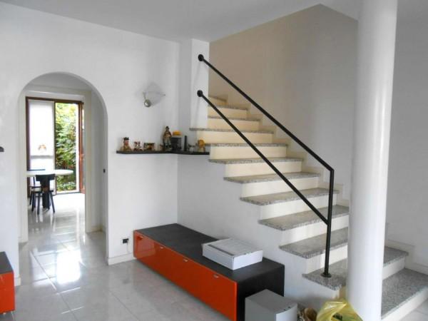 Villetta a schiera in vendita a Vaiano Cremasco, Residenziale, Con giardino, 178 mq - Foto 45