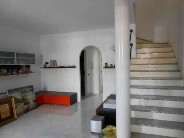 Villetta a schiera in vendita a Vaiano Cremasco, Residenziale, Con giardino, 178 mq