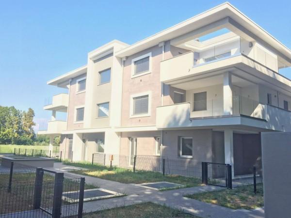 Appartamento in vendita a Cassano d'Adda, Con giardino, 60 mq - Foto 10