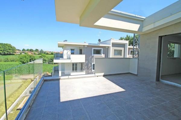 Appartamento in vendita a Cassano d'Adda, Con giardino, 60 mq - Foto 8
