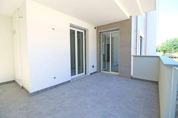 Appartamento in vendita a Cassano d'Adda, Con giardino, 60 mq - Foto 7