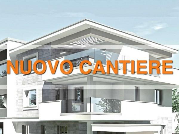 Appartamento in vendita a Cassano d'Adda, Con giardino, 60 mq