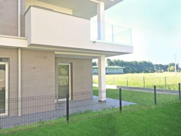 Appartamento in vendita a Cassano d'Adda, Con giardino, 60 mq - Foto 11