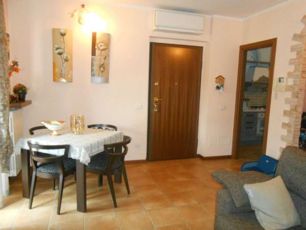 Appartamento in vendita a Boffalora d'Adda, Residenziale, Con giardino, 107 mq