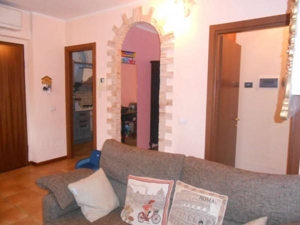 Appartamento in vendita a Boffalora d'Adda, Residenziale, Con giardino, 107 mq - Foto 49