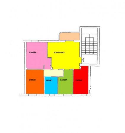 Appartamento in vendita a Boffalora d'Adda, Residenziale, Con giardino, 107 mq - Foto 2