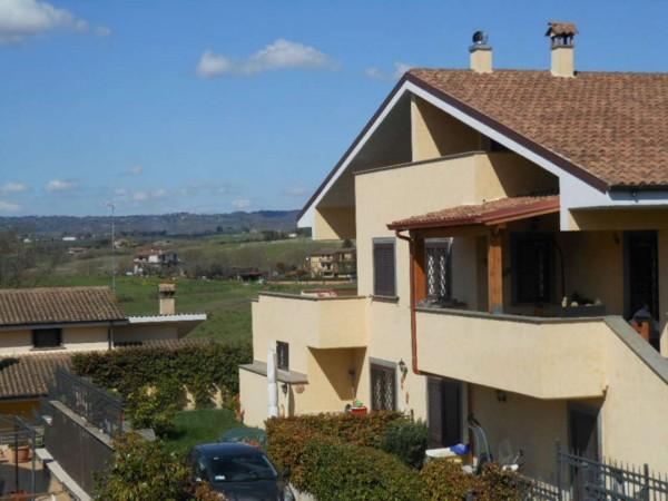 Villa in vendita a Roma, Valle Muricana, Con giardino, 170 mq - Foto 4