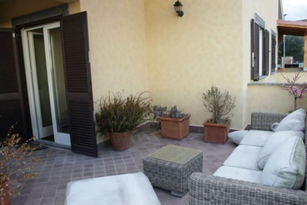 Villa in vendita a Roma, Valle Muricana, Con giardino, 170 mq - Foto 3