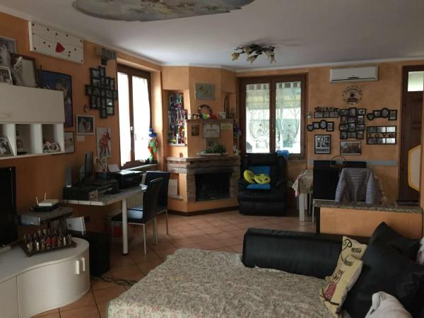 Villa in vendita a Caravate, Con giardino, 360 mq - Foto 19